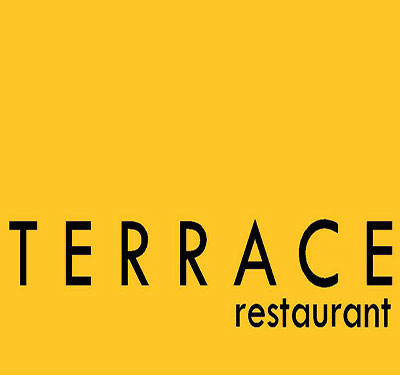 The Terrace Restaurant at the Hilton Palm Springs Logo