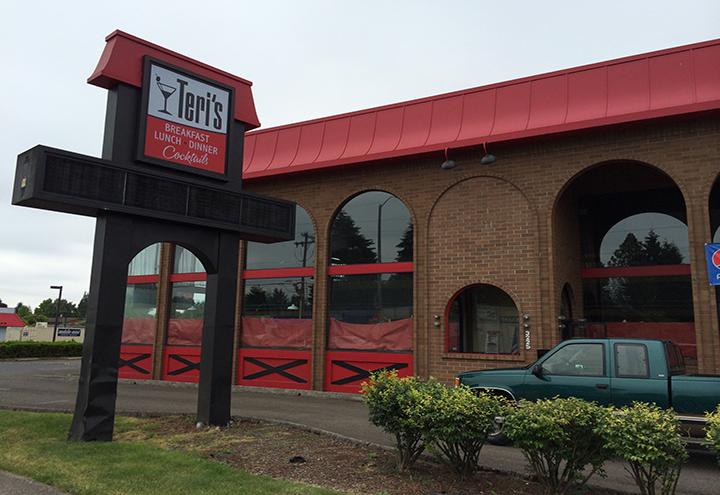 Teri's Restaurant in Longview, WA at Restaurant.com
