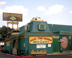 Magic Time Machine in San Antonio, TX at Restaurant.com
