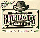 Butch Cassidy's Cafe Logo