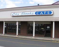 City Streets Cafe in East Windsor, NJ at Restaurant.com