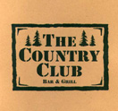The Country Club Bar & Grill Logo