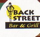 Back Street Bar & Grill Logo