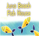 Juno Beach Fish House Logo
