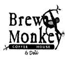 Brew Monkey Coffee House and Deli Logo