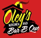 Oley's Kitchen and Bar-B-Que Logo