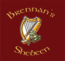 Brennan's Shebeen Irish Bar & Grill Logo