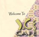 JC's Cafe Logo