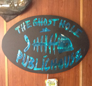 Ghost Hole Public House Logo