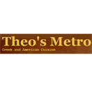 Theos Metro Logo