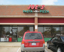 Joe's Pasta-N-Pizza in Plano, TX at Restaurant.com