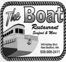 The Boat Restaurant Seafood & More Logo