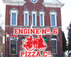 Engine 6 Pizza Co. in Norwich, CT at Restaurant.com