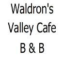 Waldron's Valley Cafe Bed & Breakfast Logo