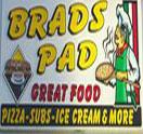 Brad's Pad Logo