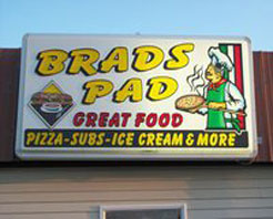 Brad's Pad in West Point, IA at Restaurant.com