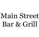 Main Steet Bar & Grill Logo