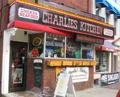 Charlie's Kitchen in Cambridge, MA at Restaurant.com