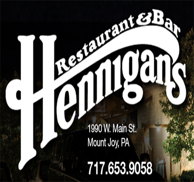 Hennigan's Restaurant & Bar Logo