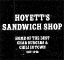 Hoyett's Sandwich Shop Logo