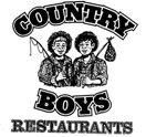 Country Boys Restaurant Logo