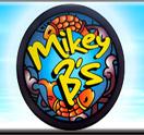 Mikey B's Logo