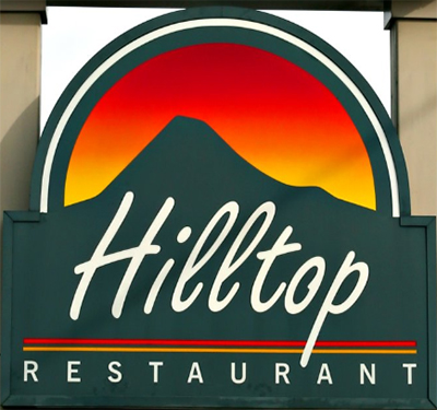 Hilltop Restaurant Logo
