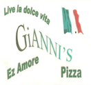 Gianni's Pizza Restaurant Logo