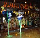 Martini Grill Logo