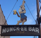 Munckee Bar and Gill Logo
