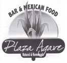 Plaza Agave Bar & Mexican Food Logo