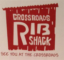 Crossroads Rib Shack Logo