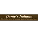 Dante's Italiano Logo