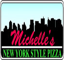 Michelle's Pizza Logo