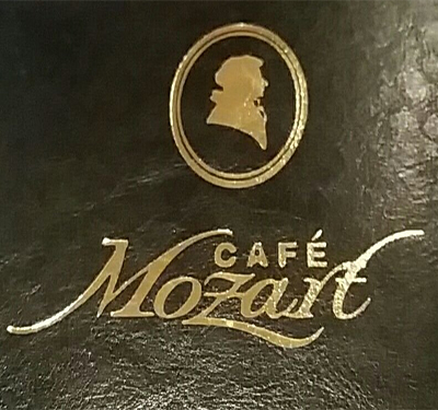 Cafe Mozart Logo