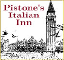 Pistone's Italian Inn Logo