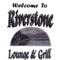Riverstone Lounge and Grill Logo