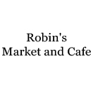 Robin's Market and Cafe Logo