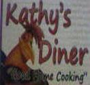 Kathy's Diner Logo
