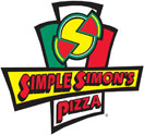 Simple Simon's Pizza Logo