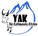 Yak the kathmandu kitchen Logo
