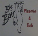 Big Bear Pizzeria & Deli Logo