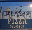 Chicago Style Pizza Logo