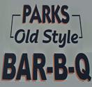 Parks Old Style Bar-B-Q Logo