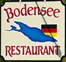 Bodensee Restaurant Logo