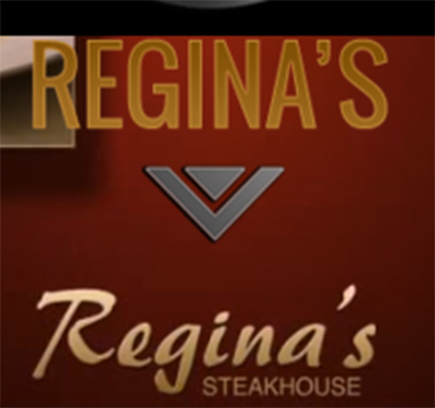 Regina's Steakhouse & Grill Logo