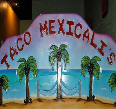 $10 Gift Certificate For $4 at Taco Mexicali's.