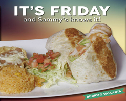 Sammy's Mexican Grill in Elgin, IL at Restaurant.com