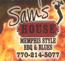 Sam's House Logo