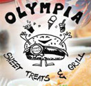Olympia Sweet Treats & Grill Logo